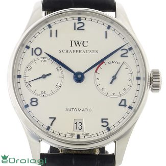 IWC Portoghese 7 Days ref. IW500107