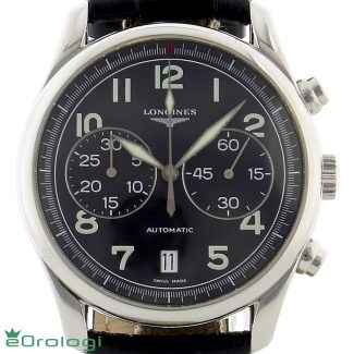 Longines Master Collection Avigation Special Series ref. L2.629.4