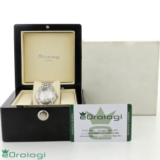 scatola con garanzia Chopard Lady Diamonds Happy Sport ref. 8236