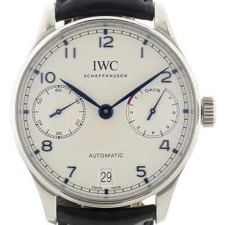 IWC Portoghese 7 Days ref. IW500705