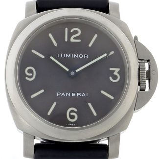 Officine Panerai Luminor Base Pam 00055 ref. OP6535