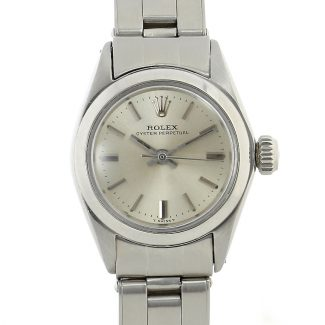 Rolex Lady Oyster Perpetual ref. 6618