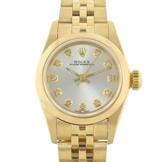 Rolex Lady Oyster Perpetual ref. 67188