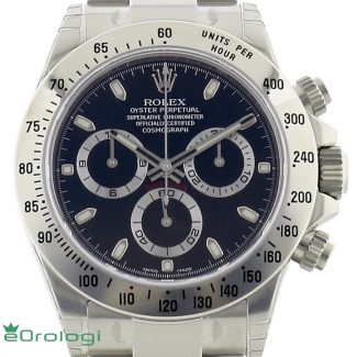 "Rolex Daytona RRR ""Chromalight"" ref. 116520"
