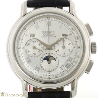 Zenith Chronomaster Triple Date Moonphase ref. 01.0240.410