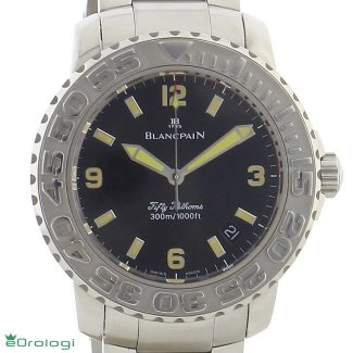 Blancpain Fifty Fanthoms ref. 2200-1130-71