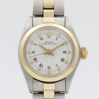 Rolex Lady Oyster Perpetual ref. 6718