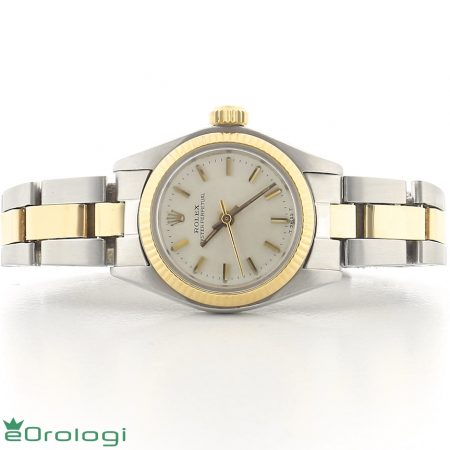 fianco Rolex Oyster Perpetual ref. 6718