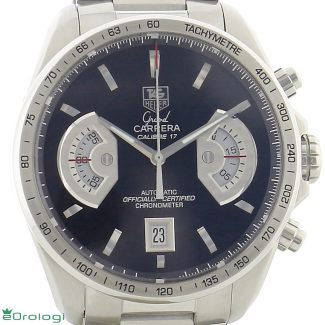 Tag Heuer Grand Carrera Calibre 17 ref. CAV 511A