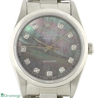 Rolex Air-King MOP Dial ref. 14000M