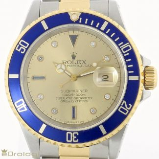 "Rolex Submariner "" Sultan Dial"" ref. 16613"