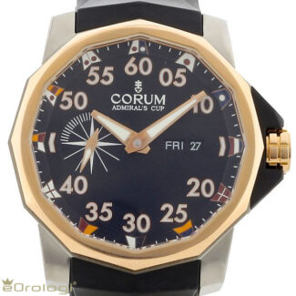 Corum Admiral's Cup ref. 01.0002