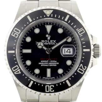 Rolex Sea-Dweller 4000 50Th Anniversary ref. 126600